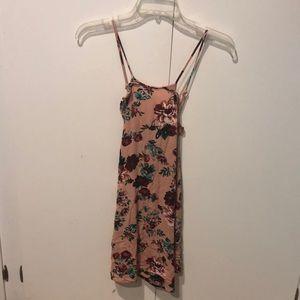 Ambiance • Rose Printed Dress